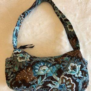 Vera Bradley Maggie bag in Java Blue